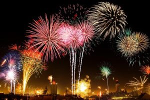 Top new years cities